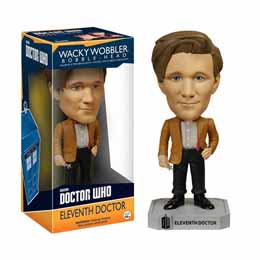 DOCTOR WHO BOBBLEHEAD 11TH DOCTOR