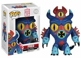 DISNEY BIG HERO 6 FRED