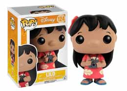 DISNEY LILO ET STITCH FUNKO POP LILO