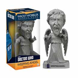 DOCTOR WHO BOBBLEHEAD WEEPING ANGEL