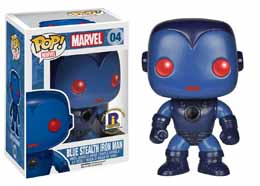FUNKO POP IRON MAN STEALTH EXCLU RICOMICCON