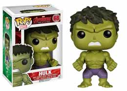 THE AVENGERS AGE OF ULTRON FUNKO POP HULK