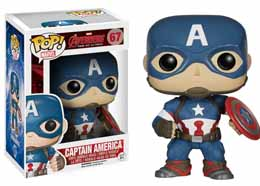 AVENGERS AGE OF ULTRON FUNKO POP CAPTAIN AMERICA