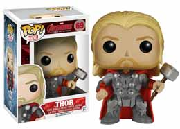 FUNKO POP THOR THE AVENGERS AGE OF ULTRON