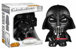 SW FABRIKATIONS PELUCHE DARTH VADER 15CM
