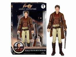 FIREFLY SERENITY LEGACY COLLECTION MALCOM REYNOLDS 15CM