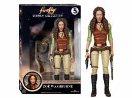 FIREFLY SERENITY LEGACY COLLECTION ZOE WASHBURNE 15CM