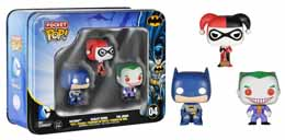 COFFRET DC HEROES POCKET POP