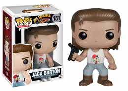 BIG TROUBLE IN LITTLE CHINA FUNKO POP JACK BURTON