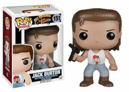 BIG TROUBLE IN LITTLE CHINA FUNKO POP JACK BURTON