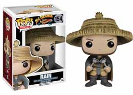 BIG TROUBLE IN LITTLE CHINA FUNKO POP RAIN