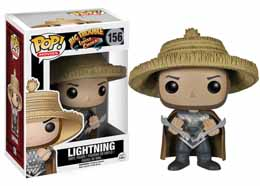 BIG TROUBLE IN LITTLE CHINA FUNKO POP LIGHTNING