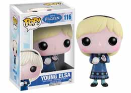 FUNKO POP YOUNG ELSA LA REINE DES NEIGES
