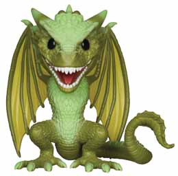 GAME OF THRONES POP RHAEGAL OVERSIZED 15CM