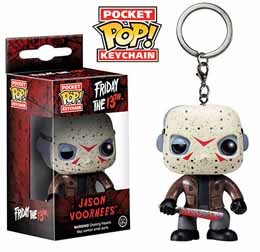 HORROR PORTE-CLÉ POCKET POP JASON