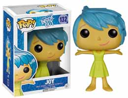 FUNKO POP INSIDE OUT VICE VERSA JOY