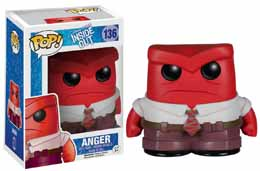 FUNKO POP INSIDE OUT VICE VERSA ANGER