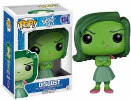 FUNKO POP INSIDE OUT VICE VERSA DISGUST