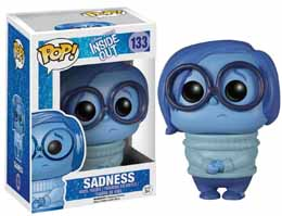 Photo du produit FUNKO POP INSIDE OUT VICE VERSA SADNESS
