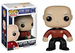 FUNKO POP STAR TREK CAPTAIN PICARD