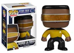 FUNKO POP STAR TREK NEXT GENERATION GEORDI LA FORGE