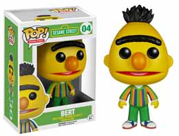 SESAME STREET POP BERT