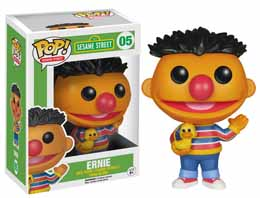 SESAME STREET POP ERNIE