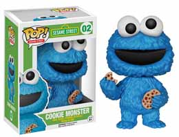 SESAME STREET POP COOKIE MONSTER