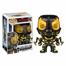 MARVEL POP ANT-MAN YELLOW COSTUM