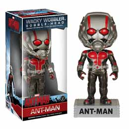 MARVEL BOBBLEHEAD ANT-MAN RED COSTUM