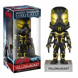 MARVEL BOBBLEHEAD ANT-MAN YELLOW COSTUM