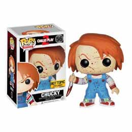 FUNKO POP CHUCKY BLOODY EXLU HOT TOPIC