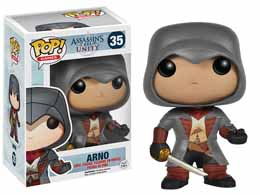 ASSASSINS CREED POP ARNO VINYL 9CM