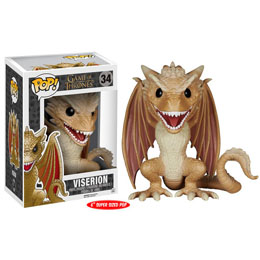 GAME OF THRONES POP VISERION OVERSIZED 15CM
