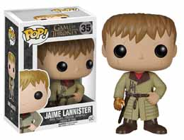 GAME OF THRONES POP JAIME LANNISTER GOLDEN HAND 9CM