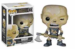 GAME OF THRONES POP A WIGHT 9CM
