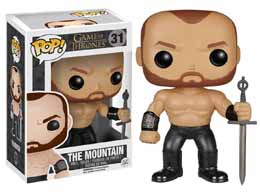 GAME OF THRONES POP THE MOUNTAIN 9CM