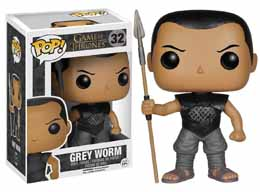 GAME OF THRONES POP GREY WORM 9CM