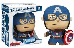 MARVEL FABRIKATIONS AVENGERS AGE OF ULTRON CAPTAIN AMERICA 14CM
