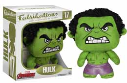 MARVEL FABRIKATIONS AVENGERS AGE OF ULTRON HULK 14CM