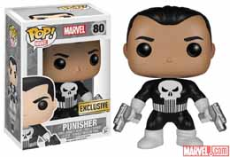 MARVEL POP PUNISHER EXCLU