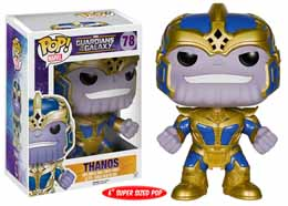 Photo du produit FUNKO POP GUARDIANS OF THE GALAXY THANOS OVERSIZED