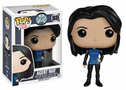 MARVEL POP AGENT OF SHIELD MELINDA MAY