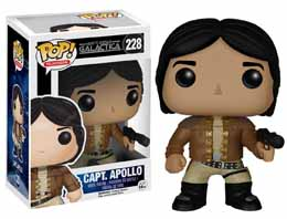 BATTLESTAR GALACTICA CLASSIC TV POP APOLLO 9CM