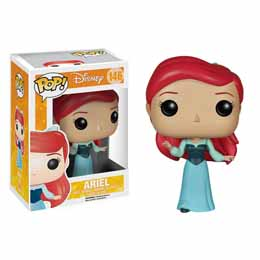 Photo du produit DISNEY POP LA PETITE SIRÈNE ARIEL BLUE DRESS