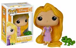 Photo du produit DISNEY POP RAIPONCE FIGURINE RAIPONCE ET PASCAL