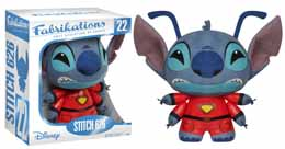 LILO ET STITCH PELUCHE FABRIKATIONS STITCH 626