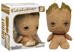 MARVEL FABRIKATIONS GUARDIANS OF THE GALAXY GROOT