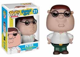 FAMILY GUY POP PETER 9CM