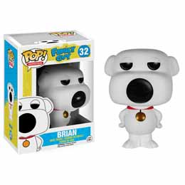 FAMILY GUY POP BRIAN 9CM